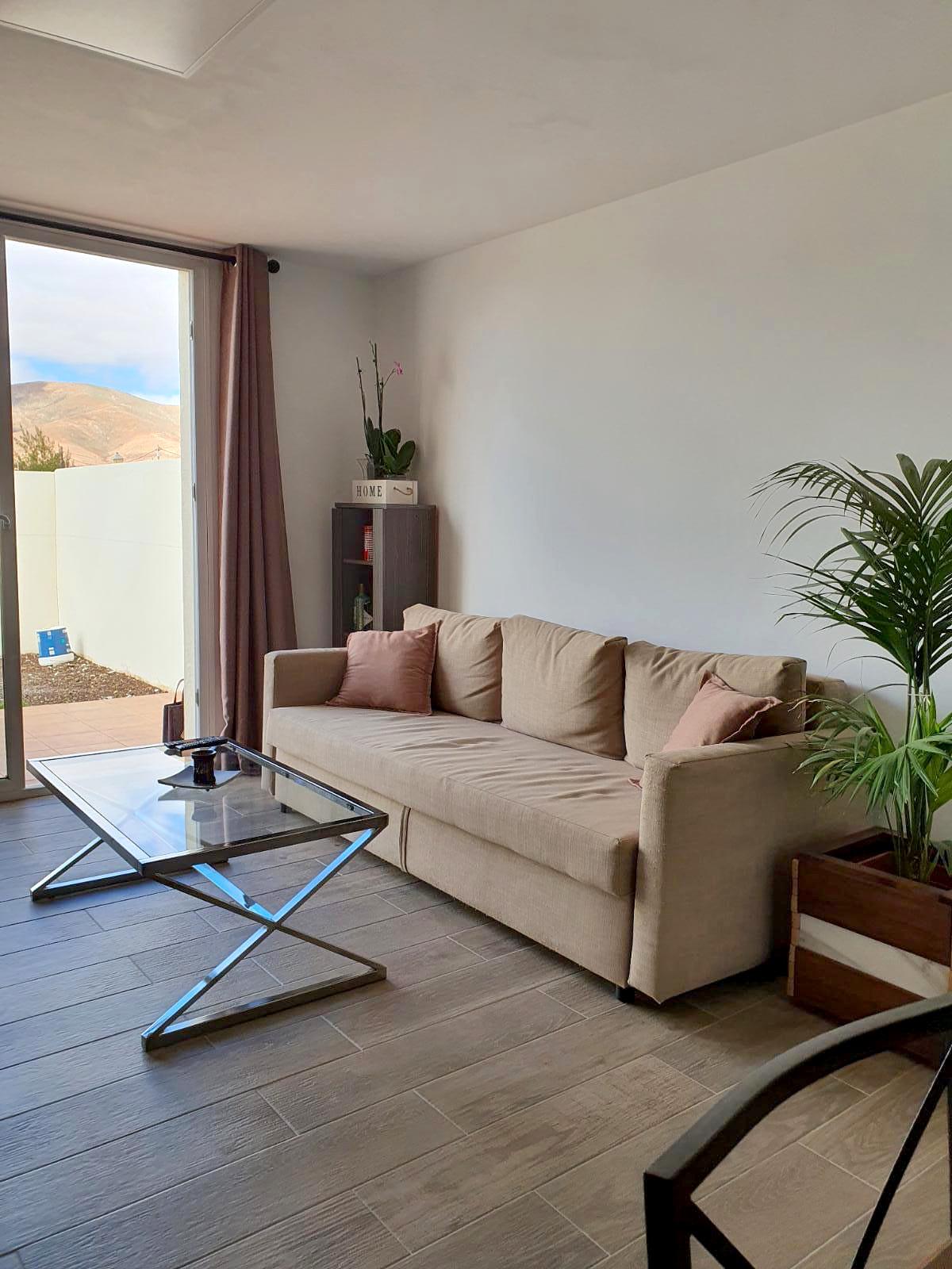 sofa in lounge