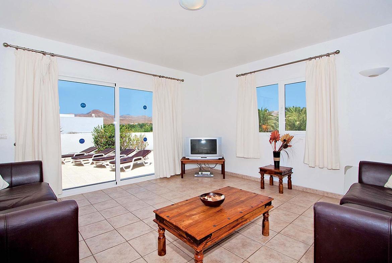 lounge and patio doors