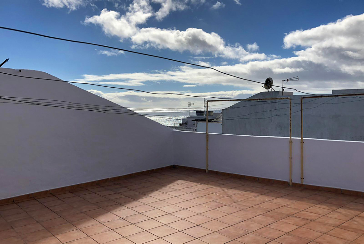 Punta Mujeres village house for sale