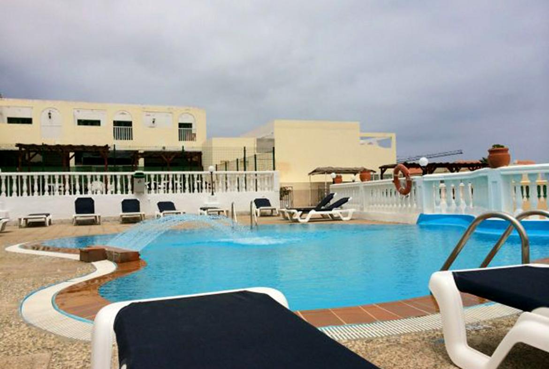 communal pool