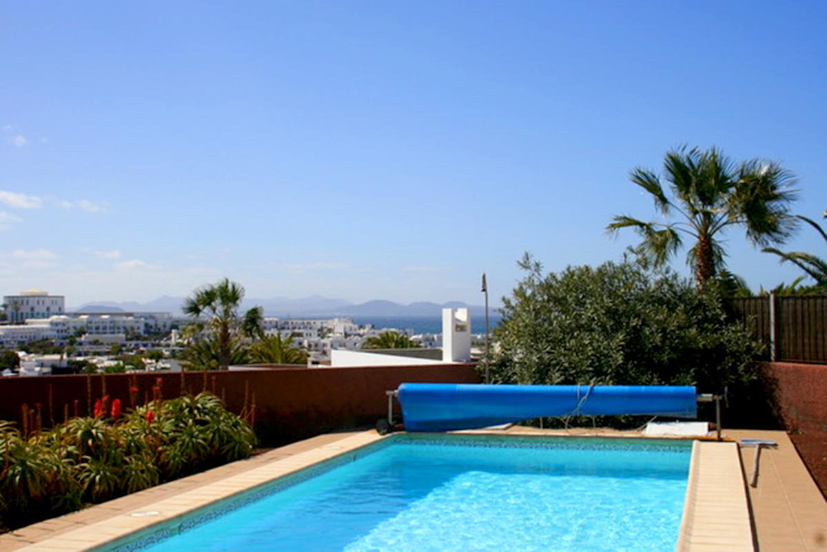 pool and views
