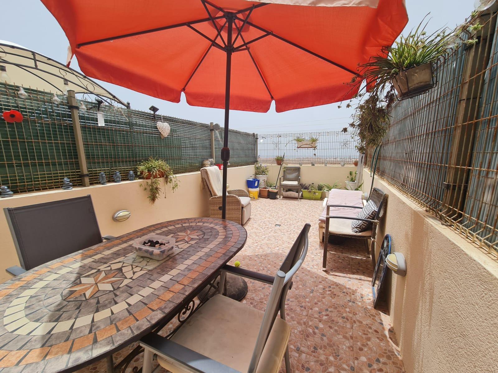 outside sun terrace